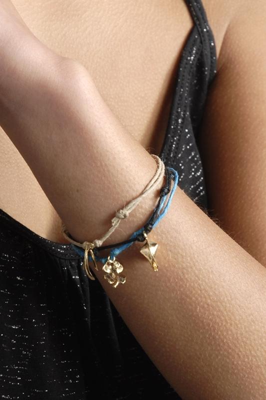Rachel Leigh Organic Hemp Charm Bracelets--Tobi Exclusive!