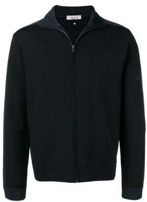 Valentino zipped sweater