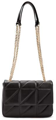 Forever 21 Quilted Chain-Strap Shoulder Bag