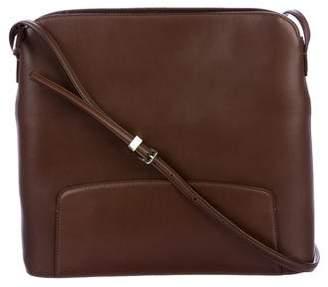 The Row Soft Clutch Shoulder Bag