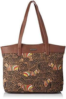 Little Marcel Women's QU21-LM-BROWN Shoulder Bag Brown