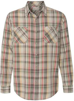 Weatherproof 178573 Vintage Burnout Flannel M