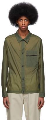 Paul Smith Khaki Work Shirt
