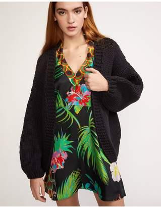 Cynthia Rowley Wallace Chunky Knit Sweater