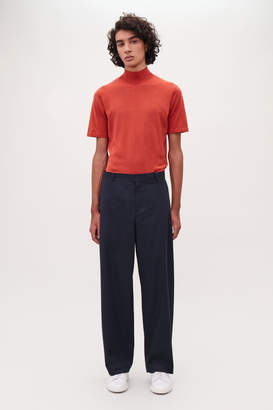 Cos RELAXED WIDE-LEG TROUSERS