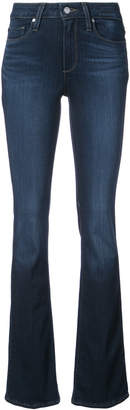 Paige skinny bootcut jeans