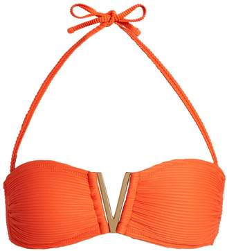 Heidi Klein Cayman Islands bandeau bikini top