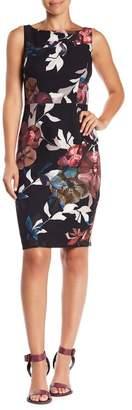 Trina Turk Beverly Boatneck Dress