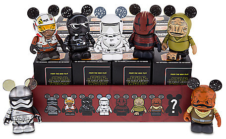 Disney Vinylmation Star Wars: The Force Awakens Series 2 Tray