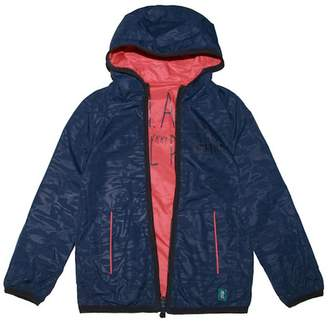 Ikks Reversible Puffer Jacket