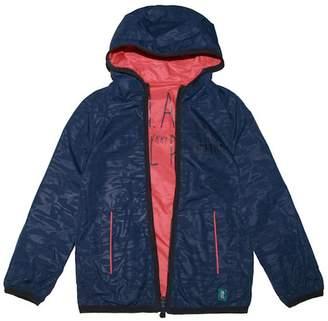 Ikks Reversible Puffer Jacket