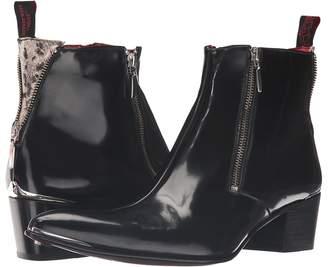 Jeffery West Double Zip Boot
