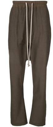 Rick Owens relaxed textured trousers
