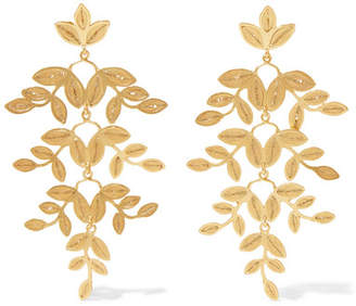 Mallarino Gabriella Gold Vermeil Earrings