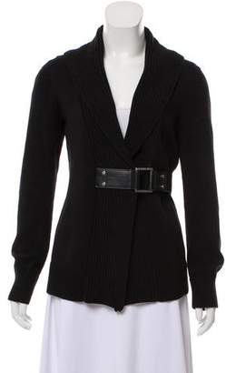 Pre-Owned at TheRealReal · MICHAEL Michael Kors Belted Open-Front Cardigan d37b9f5a5