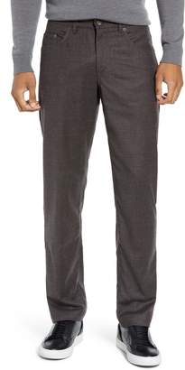 Brax Cadiz Five Pocket Stretch Wool Trousers