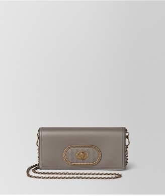 Bottega Veneta Chain Wallet In Nappa