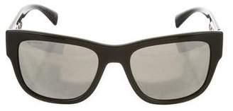 Versace Medusa Tinted Sunglasses