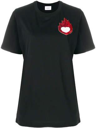 Dondup sequin detail T-shirt