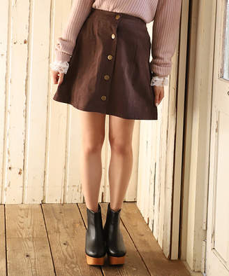 Nice Claup (ナイス クラップ) - ワンアフターアナザー ナイスクラップ ベルト付きアソートミニ台形スカート