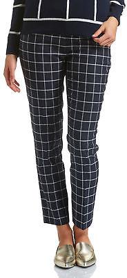 Sportscraft NEW WOMENS Sharla Check Pant Pants