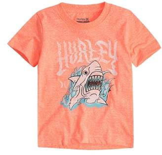 Hurley Shark Ink Graphic T-Shirt