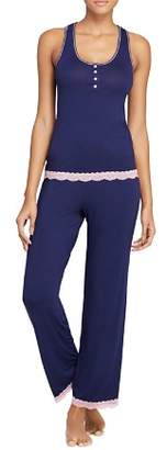Honeydew Babycakes Racerback Long Pajama Set