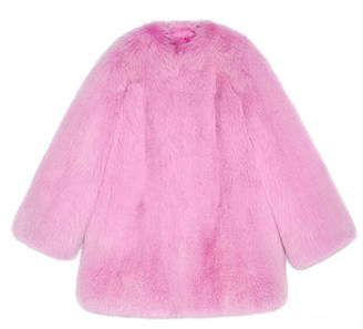 Fox fur coat $19,000 thestylecure.com