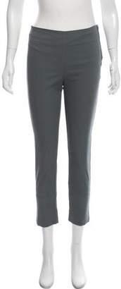 Hache Mid-Rise Straight-Leg Pants w/ Tags
