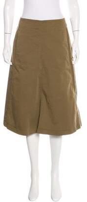 Alexander Wang A-Line Knee-Length Skirt