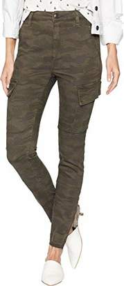 Joe's Jeans Women's Charlie HIGH Rise Skinny Ankle Cargo
