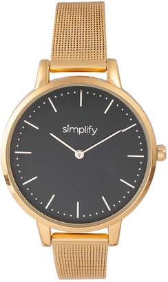Simplify Unisex The 5800 Watch