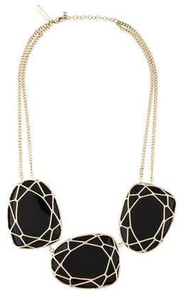 Kendra Scott Resin Collar Necklace