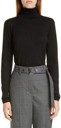 Brunello Cucinelli Metallic Turtleneck Sweater
