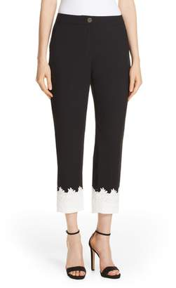 Ted Baker Fancisa Tapered Lace Cuff Pants