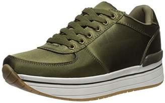 Qupid Women's Tweed-01 Sneaker