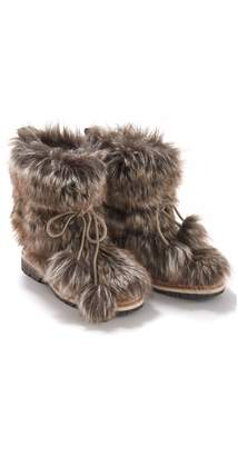 J.Mclaughlin Amabel Faux Fur Boots