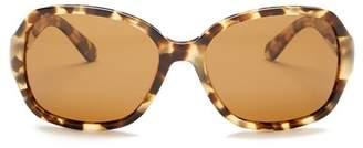 Kate Spade Women's Laney 57mm Oversized Sunglasses
