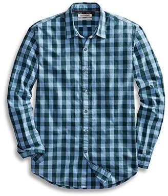 Goodthreads Men's Standard-Fit Long-Sleeve Large Check Shirt