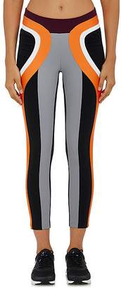 NO KA 'OI No Ka'Oi Women's Kina Colorblocked Microfiber Leggings