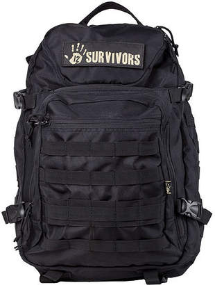 12 SURVIVORS 12 Survivors Tactical Black Backpack
