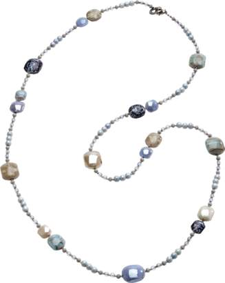 Antica Murrina Veneziana Long Domino Necklace