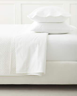 Serena & Lily Classic White Sateen Sheet Set