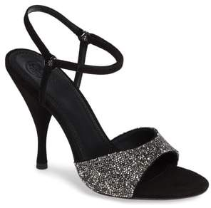 Tory Burch Elodie Embellished Sandal