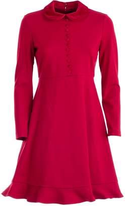 Emporio Armani Vintage Flared Dress