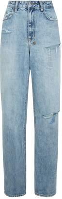 Ksubi x Kendall Jenner Playback Distressed Jeans