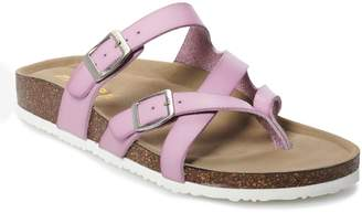 Steve Madden Nyc NYC Bunny Women's Footbed Sandals
