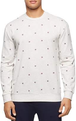Tommy Hilfiger Logo Loungewear Crewneck Sweatshirt