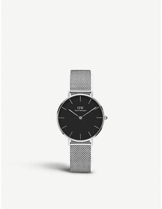 Daniel Wellington Classic Petite stainless steel watch