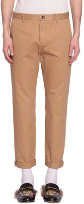 Gucci Cotton Drill Chino Pants